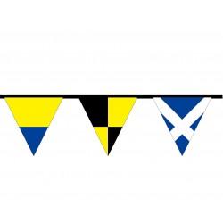 串旗-三角形