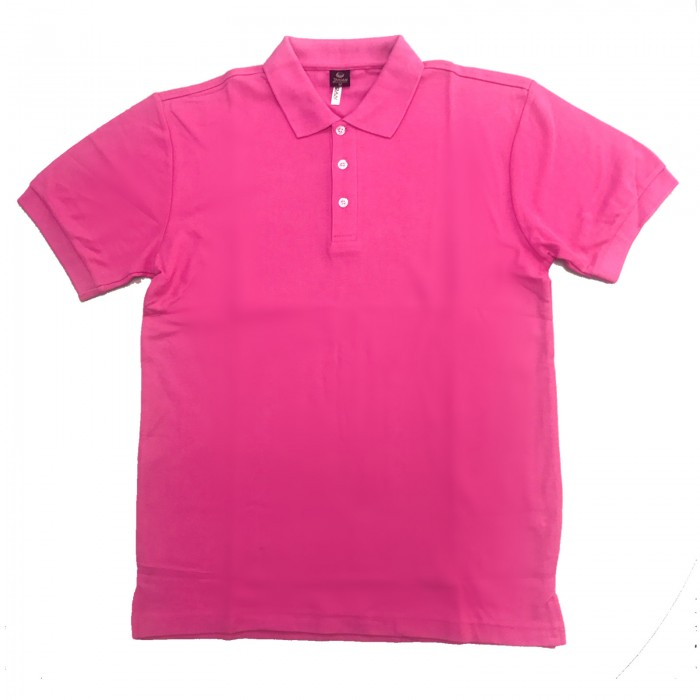 POLO衫(桃紅色)