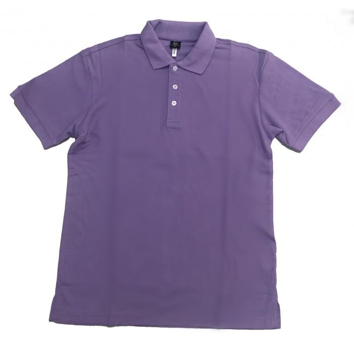 POLO衫(紫色)
